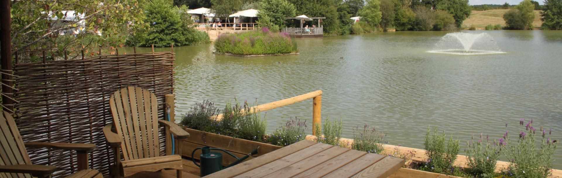 tente safari lodge camping